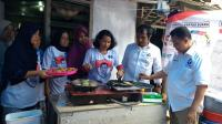 Program <i>Cooking Class</i> Caleg Perindo Incar Kaum Emak-Emak