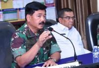 TNI Siapkan Pasukan dan Pompa Air di Lokasi Karhutla