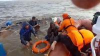 Kapal Karam di Muara Asmat, Tim SAR Berhasil Selamatkan Kapten dan 6 ABK