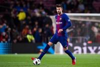 Pique Tak Mau Sesumbar soal Peluang Barcelona Raih Treble Winner