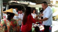 Gelar Bazar Murah di Tambak Lorok, Syafril Nasution: Ini Sesuai Janji Ketum Perindo