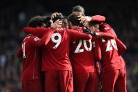 Pemain Liverpool Nikmati Persaingan Perebutan Gelar Juara Liga Inggris 2018-2019