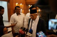 Safari Politik ke Madura, Ma'ruf: 2014 Kalah, Sekarang Jokowi Harus Menang Banyak