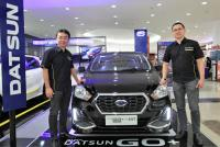 Datsun Percaya Diri Go+ Panca CVT Diminati Konsumen di Medan