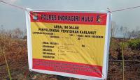 30 Hektare Lahan Sawit di Riau Terbakar, Polisi Selidiki Kemungkinan Sabotase
