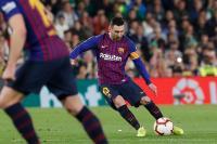 Alasan Pendukung Real Betis Berikan Standing Ovation untuk Messi