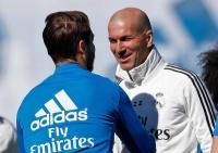 Vinicius Sambut Positif Kepulangan Zidane ke Real Madrid