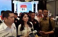 Liliana Tanoe Ajak Pasukan Perindo Perangi Hoaks untuk Pemilu Damai