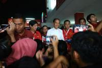 Jokowi Minta Caleg PDIP Ajak Masyarakat untuk Tidak Golput