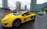 Dorong Pertumbuhan Mobil Listrik, Pemerintah Genjot Penyediaan SPLU