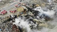 6 Orang Tewas Akibat Pabrik Kimia Meledak di China yang Memicu Gempa