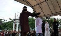 Lakukan Pelecehan Seksual, 2 Pemuda di Aceh Terancam 90 Cambukan