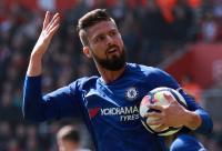 Giroud Akui Frustrasi di Chelsea