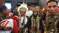 Ma'ruf Amin Optimis Menang 70 Persen di Samarinda