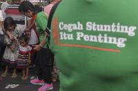 Ini Solusi Masalah Stunting dari Kubu Jokowi-Ma'ruf Amin