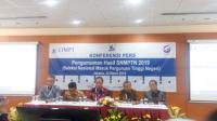Rekapitulasi SNMPTN 2017-2019, Pendaftar Tahun Ini Menurun