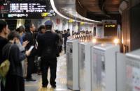 Perempuan Telanjang Berlarian di Stasiun Shibuya Jepang Hebohkan Warganet