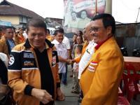 Hanura Targetkan Jokowi-Ma'ruf Amin Menang 60% di Sumut