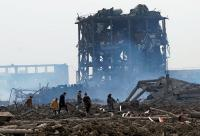 Jumlah Korban Jiwa Ledakan Pabrik Kimia China Capai 64 Orang