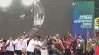 Anies Laporan ke Jokowi soal Pengerjaan MRT Jakarta Fase I