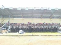 Polda Banten Siagakan Ribuan Personil Kawal Kampanye Jokowi-Maruf Amin