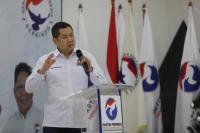 Pengalaman Politik Hary Tanoe Jadi Modal Perindo Lolos ke Senayan