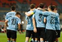 Uruguay Kandaskan Thailand 3-0 di Final China Cup 2019