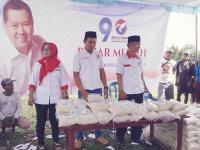 Bantu Masyarakat, Perindo Gelar Bazar Sembako Murah di OKU Timur