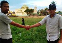 Viral Dua Orang di Sulsel Taruhan Pilpres 1 Hektare Tanah