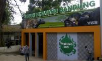 Kebun Binatang Bandung Gratiskan Keluarga Pencoblos
