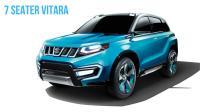 Suzuki Persiapkan SUV 7 Penumpang, Simak Jadwal Peluncurannya