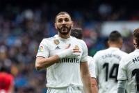 Hattrick Benzema Bantu Kemenangan Madrid atas Bilbao