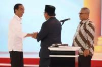Jokowi Diimbau Segera Rangkul Kubu Prabowo demi Dinginkan Suhu Politik