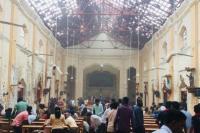 Ma'ruf Amin Kutuk Aksi Pemboman di Gereja Sri Lanka
