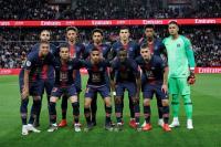 Rayakan Gelar Juara Liga Prancis, PSG Bantai Monaco 3-1