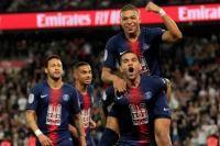 Ada yang Berbeda di Jersey yang Dikenakan PSG saat Juarai Liga Prancis 2018-2019