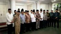 JK dan Pimpinan Ormas Islam Dorong Rekonsiliasi Nasional Pasca-Pemilu