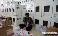 Polisi Periksa 3 Saksi Terkait Gudang Kotak Suara Terbakar di Pesisir Selatan Sumbar