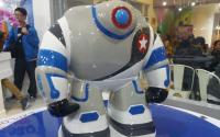 Robot Karya UMM Berjaya di Amerika Serikat
