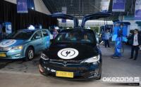 Mengenal Ketangguhan Mobil Listrik BYD e6 & Tesla Model X yang Digunakan Taksi