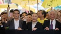 Empat Aktivis Gerakan Prodemokrasi Hong Kong Dijatuhi Hukuman Penjara