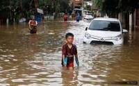 Berikut Titik Banjir di Jakarta Timur Pasca-Diguyur Hujan Sore Tadi