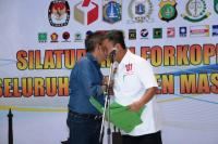 Bersitegang Selama Pemilu, Kini Prasetio dan M. Taufik Berdamai