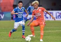 Persib Takluk dari Borneo FC di Leg Pertama Perempatfinal Kratingdaeng Piala Indonesia 2018