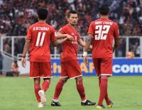 Kalah dari Ceres, Masa Depan Persija di Piala AFC 2019 Terancam