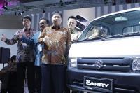 Bermodal Fitur Canggih, Indonesia Jadi Lokasi World Premiere Suzuki Carry Pikap