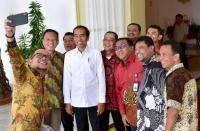 Bertemu di Istana Bogor, TKN Sebut Tak Ada Indikasi Said Iqbal Berbalik Dukung Jokowi