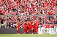 Hajar Frankfurt 5-1, Bayern Munich Resmi Juara Liga Jerman 2018-2019