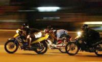Polisi Libas Pembalap Liar yang Kerap Resahkan Masyarakat Tangerang