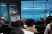 Hadiri KTT U20, Gubernur Anies Jadi Pembicara Mengenai Perubahan Iklim